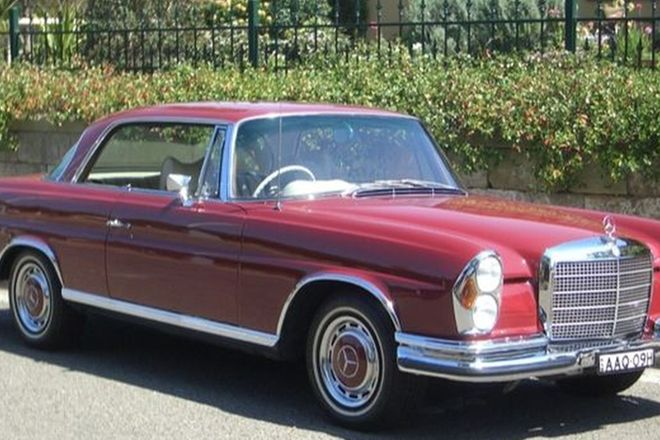 Mercedes-Benz 280SE 3.5 Coupe