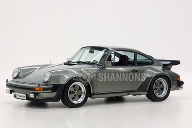Porsche 930 Turbo 3.3 Coupe (LHD)