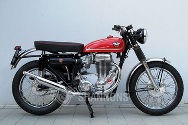 Matchless G80CS 500cc Motorcycle