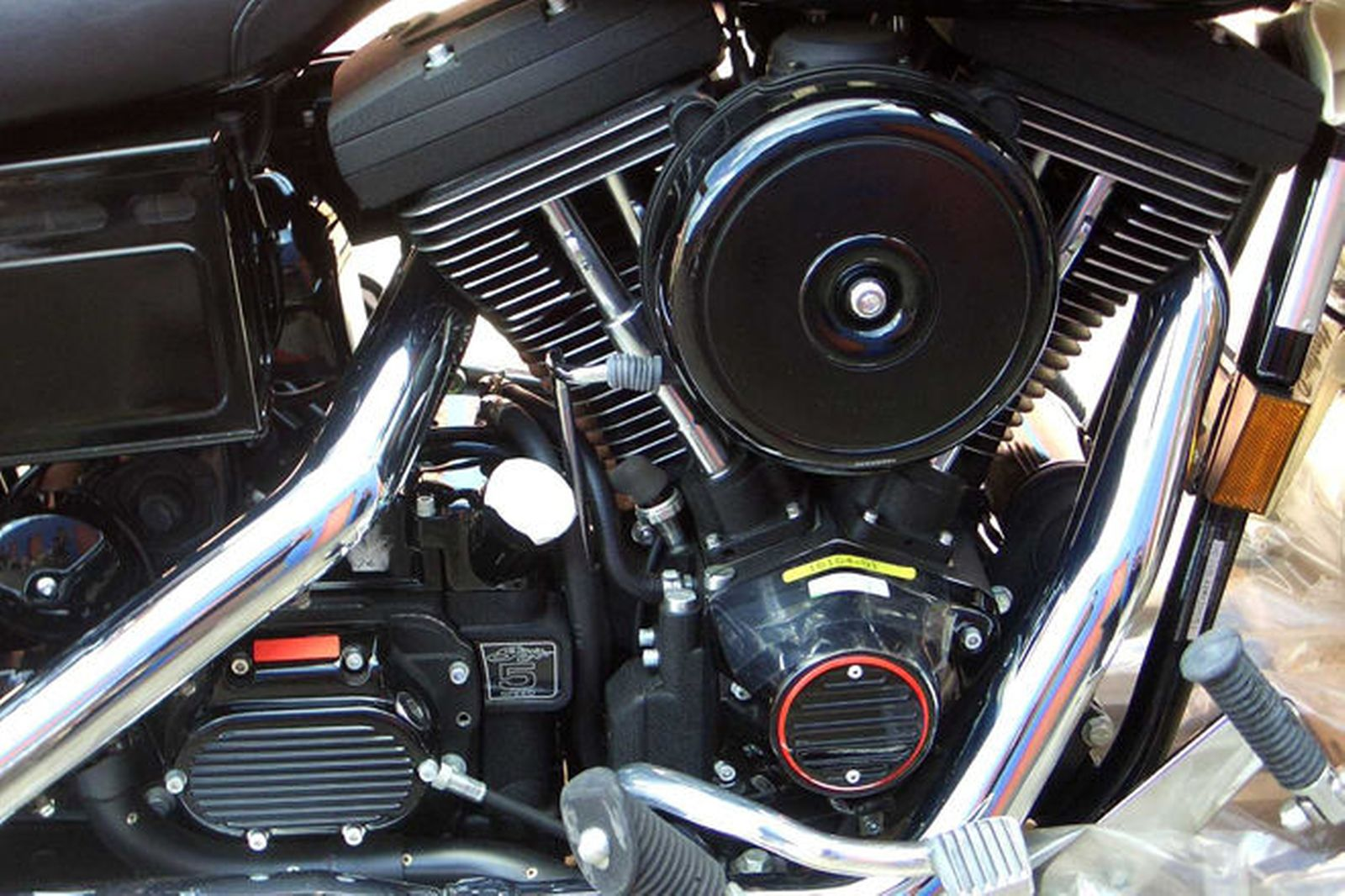 Harley-Davidson FXDB Dyna Glide Sturgis Anniversary Motorcycle
