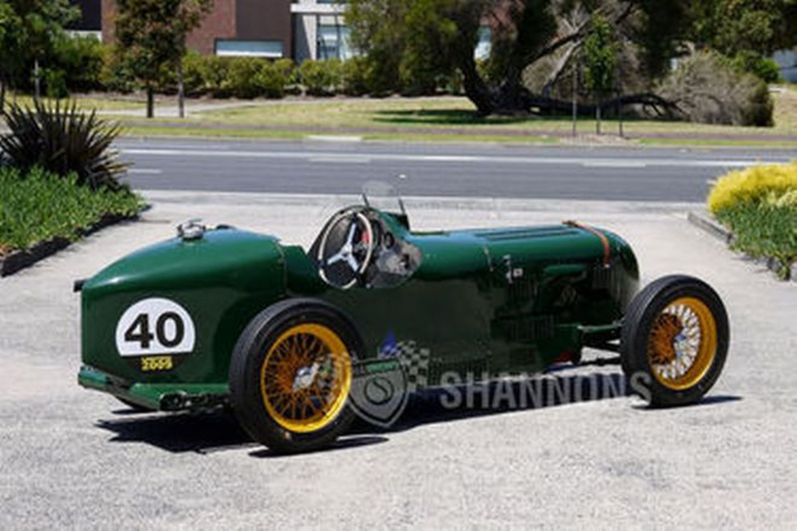 Bedmore Special Single Seat Race Car