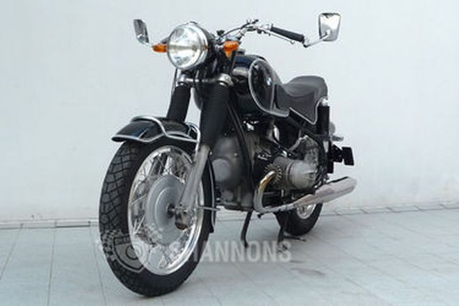 BMW R69US Motorcycle