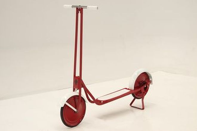 Scooter - c1930's Vintage Cyclops (restored)