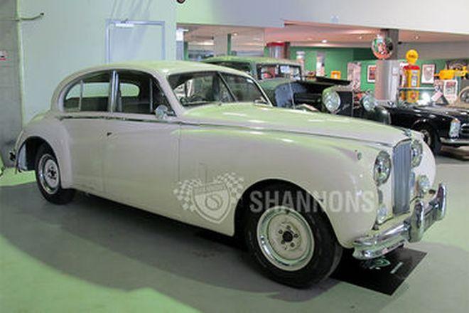 Jaguar MK VII 3.4 Saloon