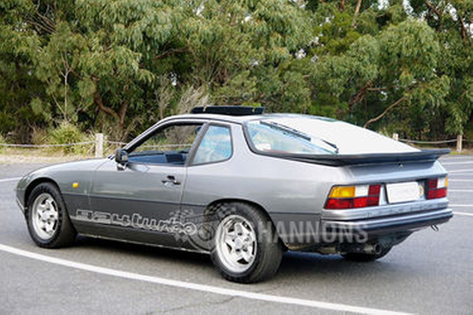 Porsche 924 'Turbo Enhanced' Coupe
