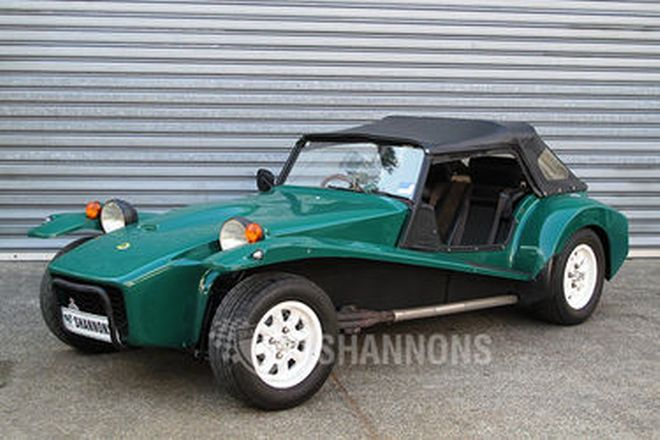 Lotus Super Seven Mk IV Clubman