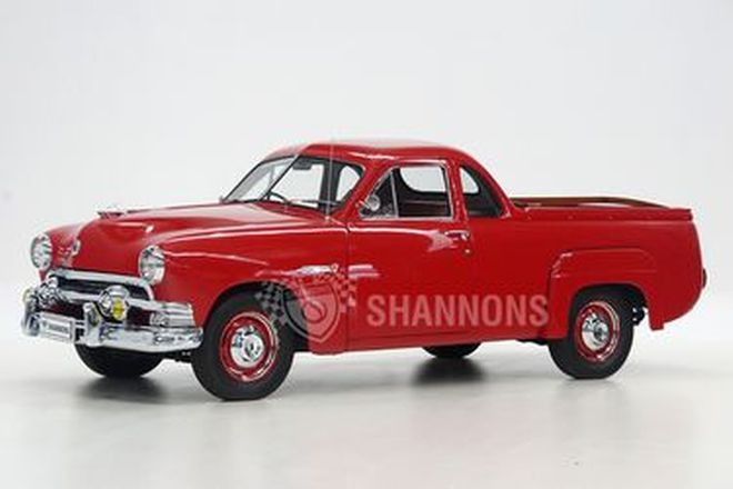 Ford De Luxe Coupe Utility