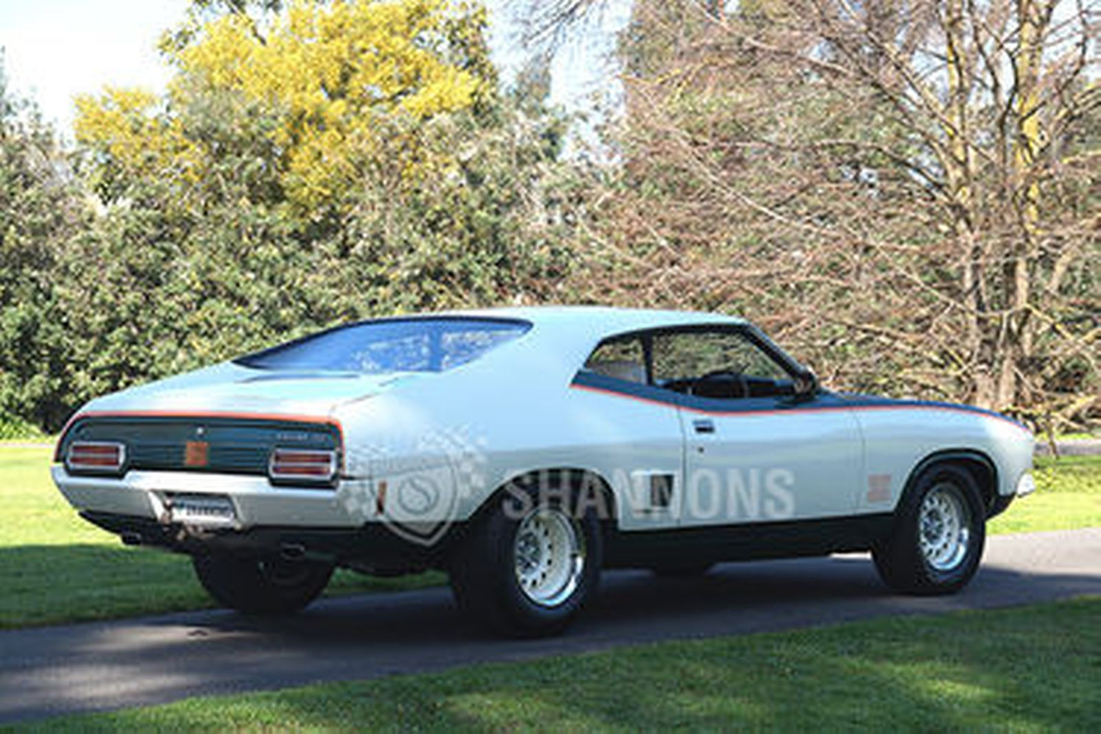 Sold Ford Xb John Goss Special Coupe Auctions Lot 42