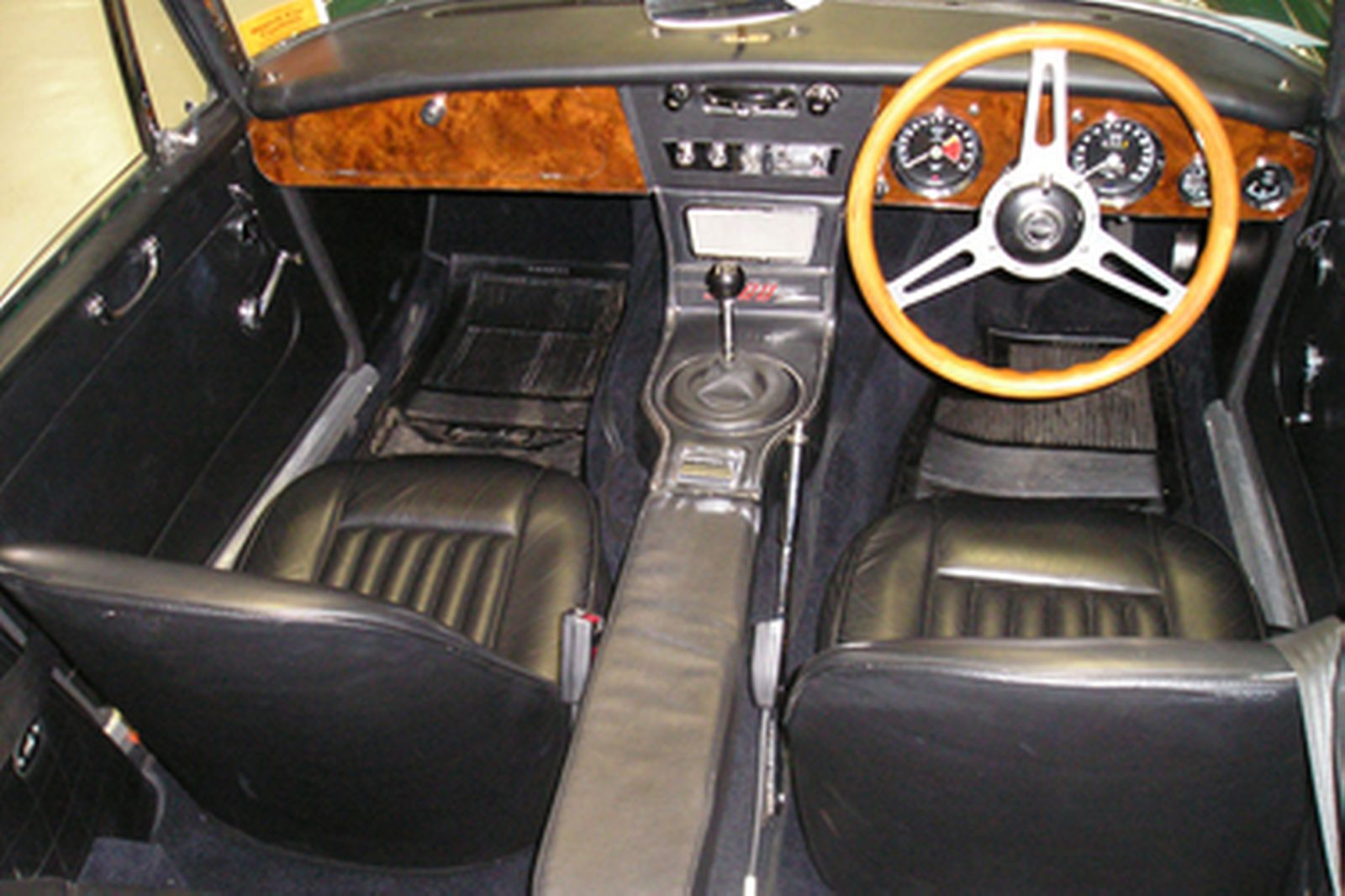 Austin Healey 3000 MkIII BJ8 Convertible