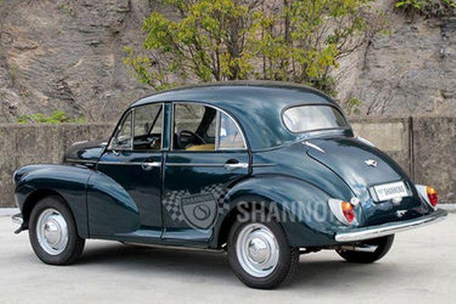Morris Minor 850 Sedan (Modified)