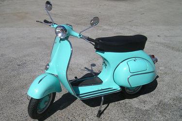Vespa 150 Scooter