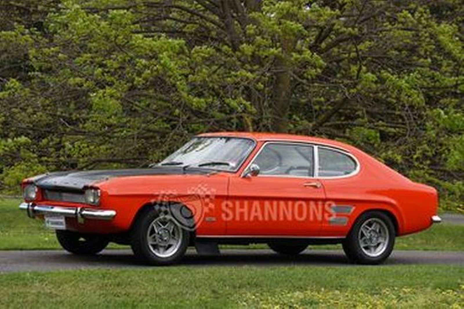 Sold Ford Capri 1600 Coupe Auctions Lot 5 Shannons