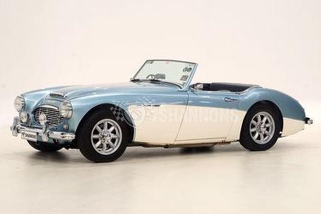 Austin-Healey 100/6 BN4 Roadster