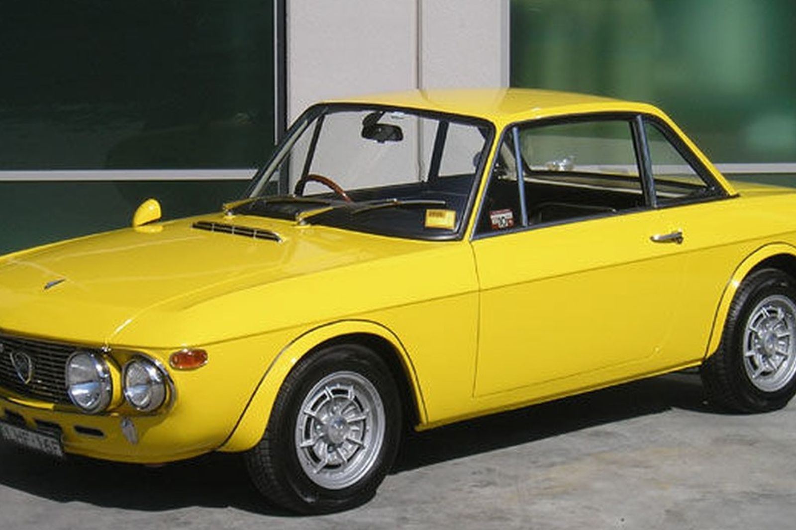 Lancia Fulvia Rallye 1.6HF Coupe Auctions - Lot 23 - Shannons