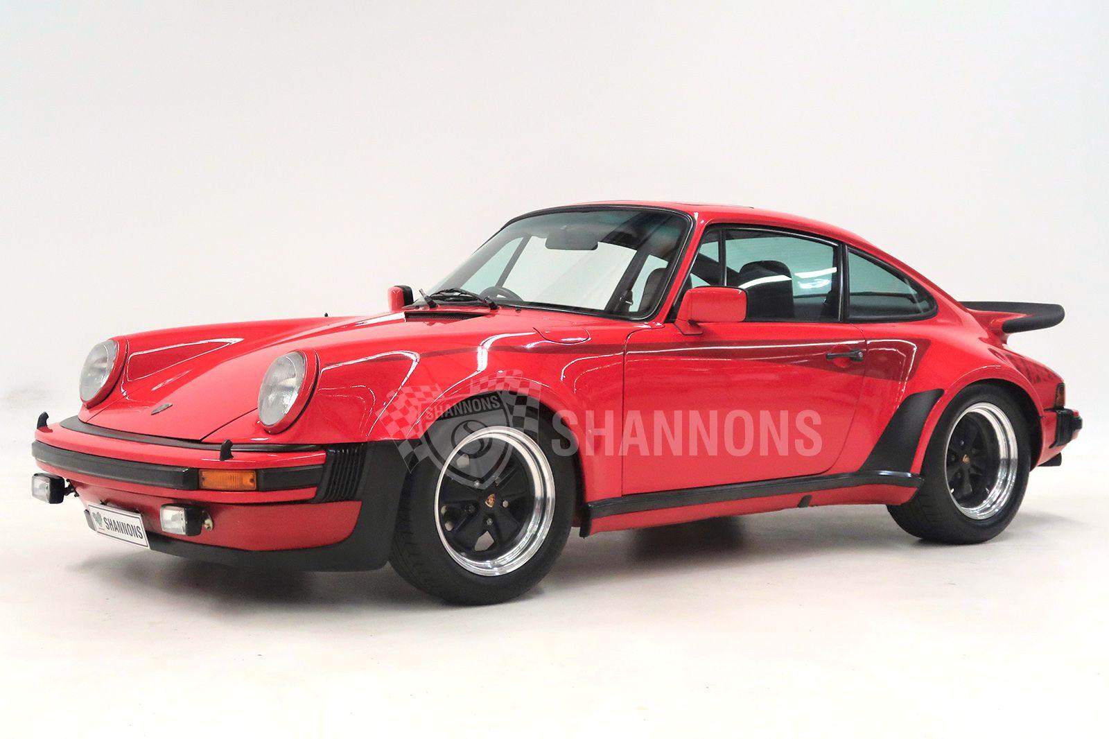 Porsche 930 Turbo Coupe