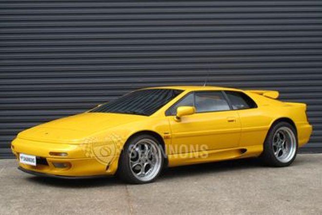 Lotus Esprit S4 2.2Lt 'Turbo' Coupe