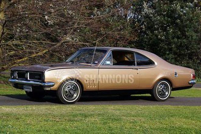 Holden HG Monaro GTS 186S Coupe