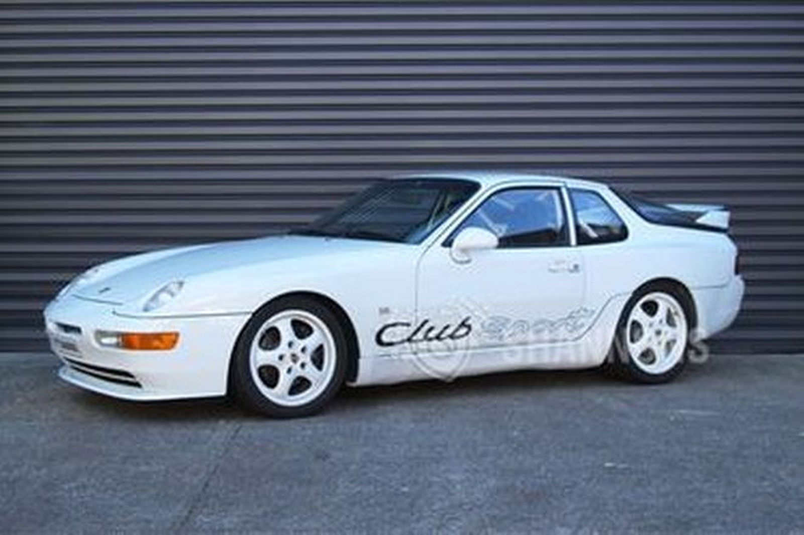 Porsche 968 Club Sport Coupe