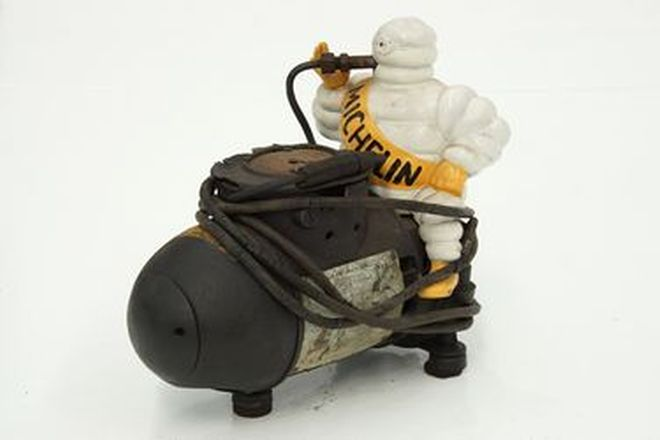 Compressor - Michelin Man (Unrestored) - From the 'Ian Cummins Collection'
