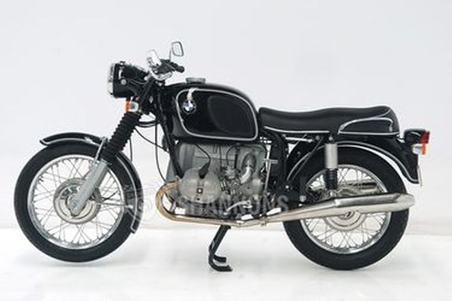BMW R75/5 750cc Motorcycle