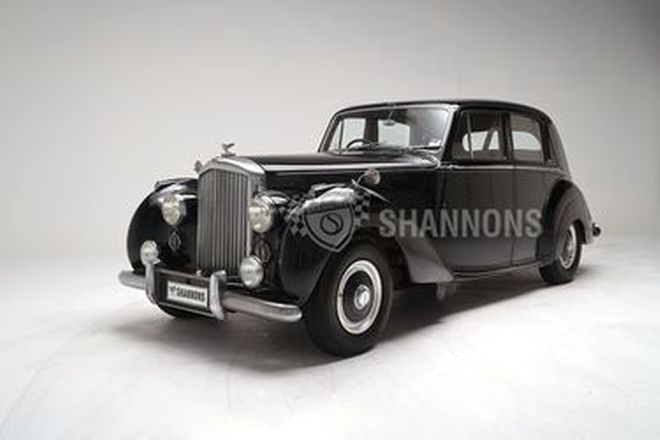 Bentley Mark VI 4.5Lt Saloon