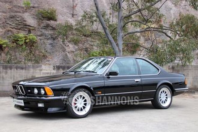 BMW M635CSi Coupe