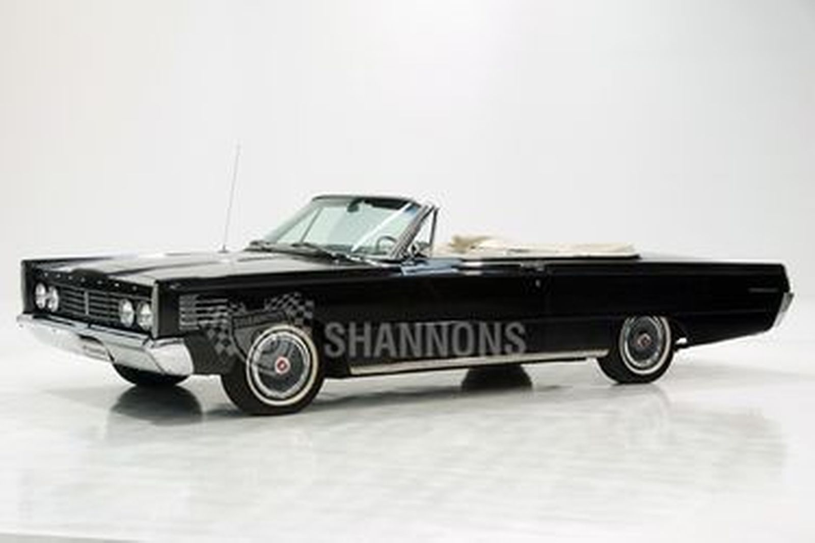 Ford Mercury Monterey Convertible (LHD)
