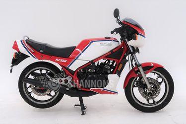 Yamaha RZ350 Motorcycle