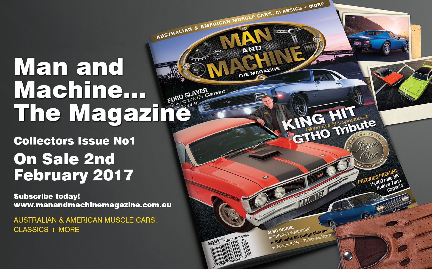 Man And Machine Magazine Shannons Club - American muscle car tv show