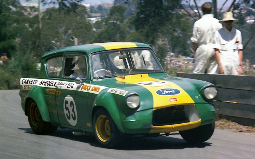 Ford Anglia 105E: British Champion. Aussie Racing Icon. - Shannons Club