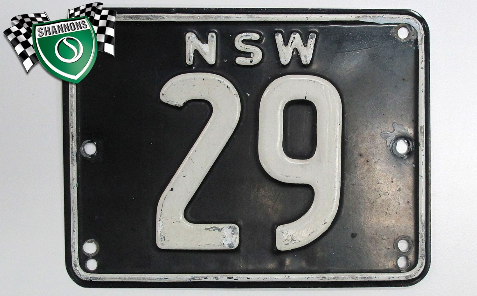 Record 745 000 Paid For Nsw Number Plate 29 Shannons Club