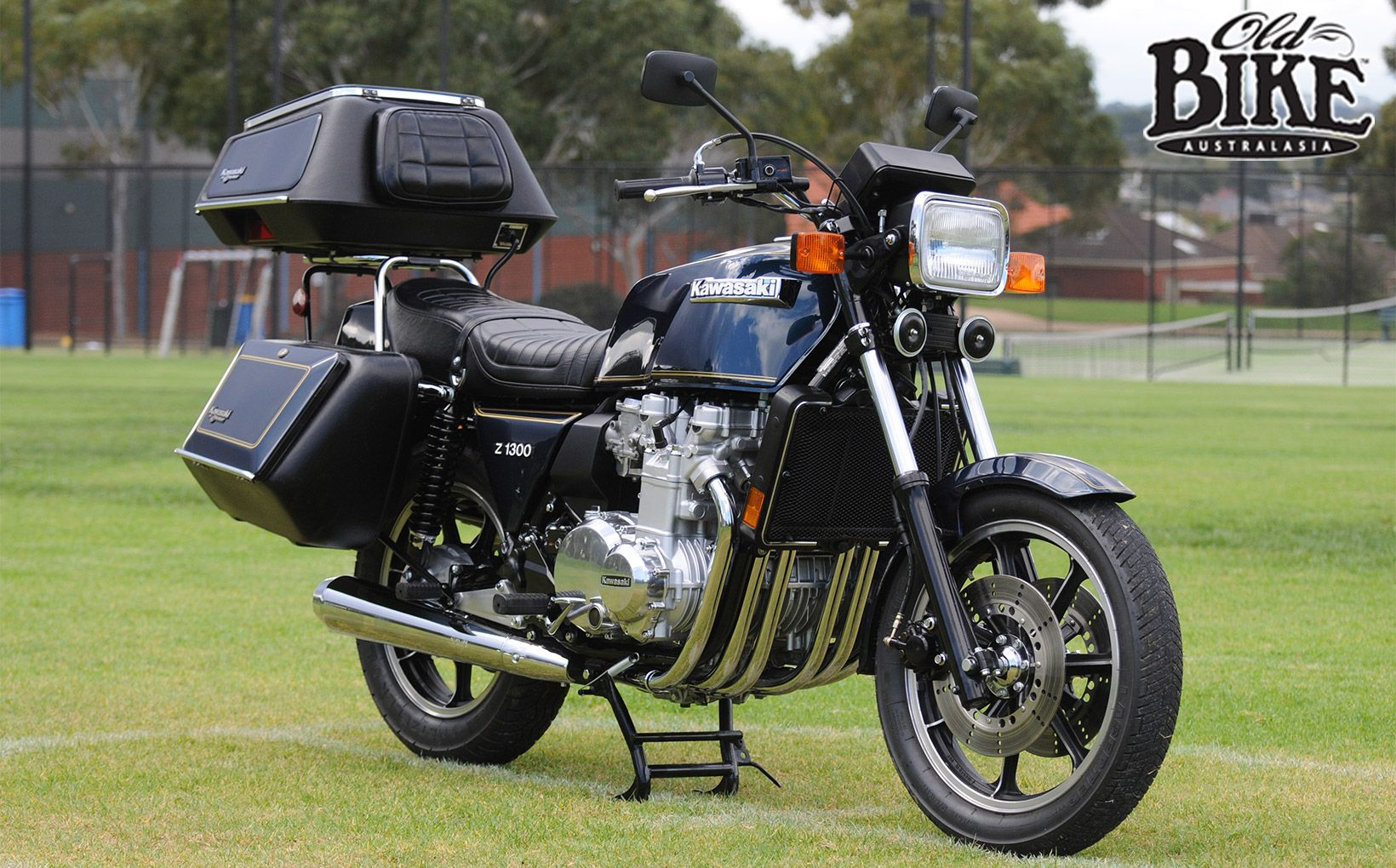 Kawasaki Z 1300 Lets Get Physical Shannons Club Z1000 Lighting System Circuit