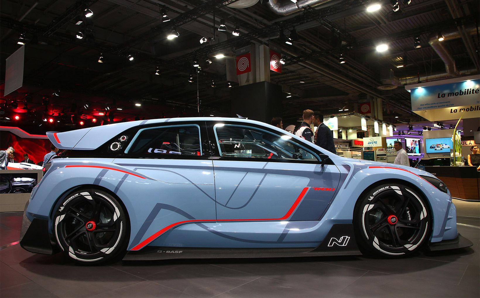 Four Door Sports Coupe? If The RN30 Concept Is Anything To Go By, The New  Hyundai I30 N Coupe Could Fit Into Any Of Those Three Categories.