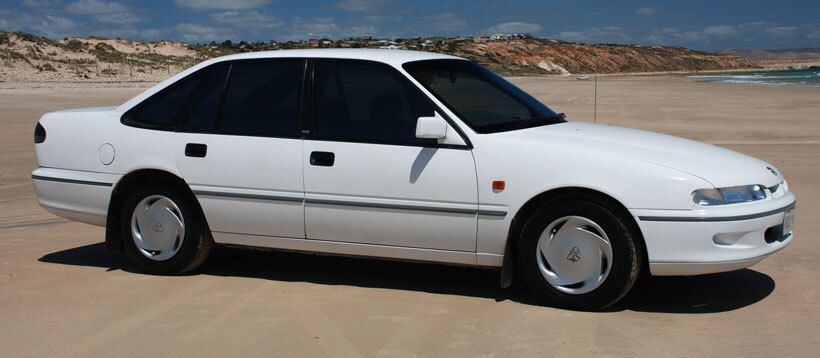 Holden Vr And Vs Commodore  Seeking Acclaim For New