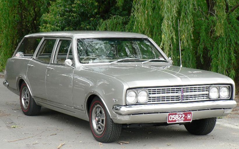 Local Car Auctions >> 1968-69 Holden HK: The End of Holden's Age of Entitlement - Shannons Club