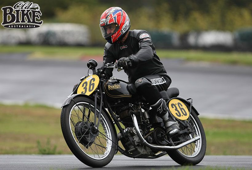 Old Bike Australasia: 1932 500cc Rudge - Something Very Special - Shannons Club