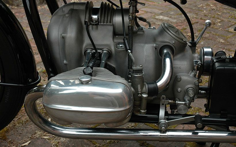 Old Bike Australasia 1937 Bmw R5 Ss Shannons Club