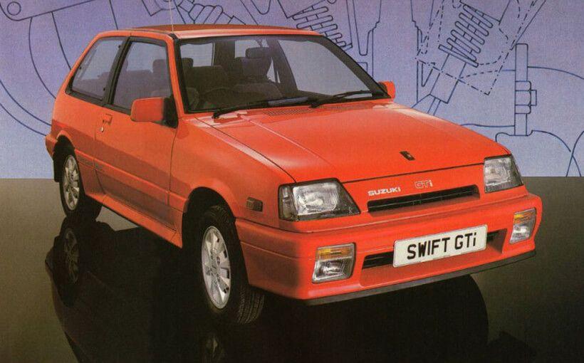Suzuki Swift GTi: the Mini-Cooper S of the 1980s - Shannons Club