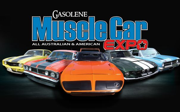 Gasolene Muscle Car Expo Shannons Club - American muscle car tv show