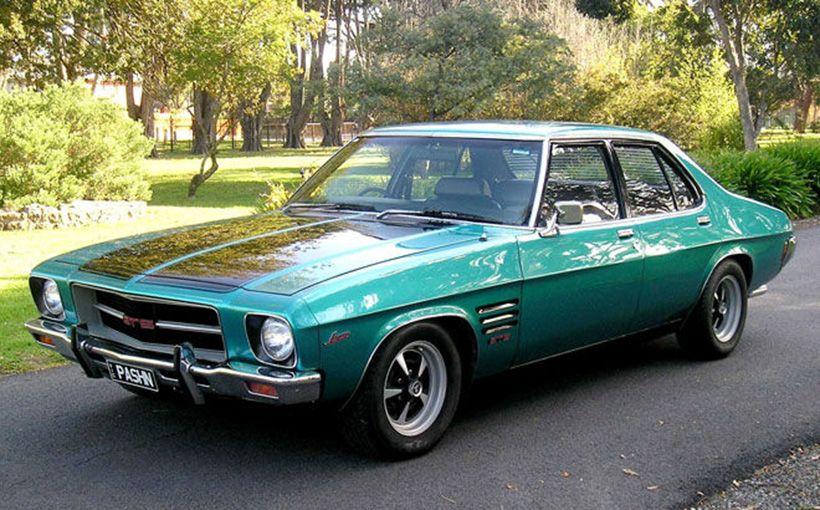 Garage door accents - 1973 74 Holden Hq Monaro Gts 350 Benchmark Holden Versus