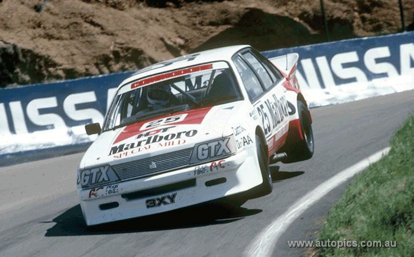Vh Commodore Ss The Cop Car That Won Bathurst Shannons Club