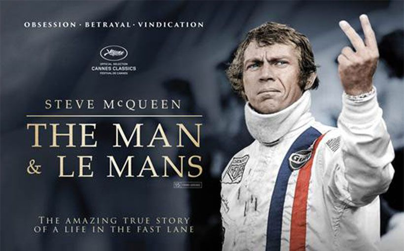 steve mcqueen the man le mans available now on dvd. Black Bedroom Furniture Sets. Home Design Ideas