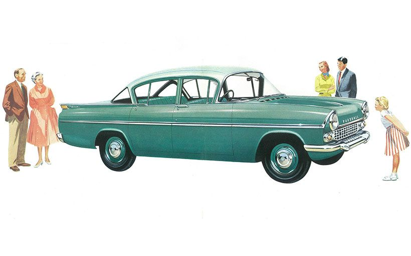 Car Auctions In Pa >> 1958-62 Vauxhall PA Velox/Cresta: Did Australians Still Need Holden? - Shannons Club