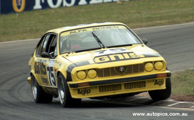 Alfa Romeo GTV6: Group A's Cheeky 'Big Car' Challenger ...