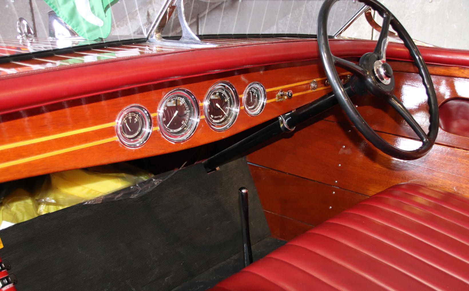 Rare Chris-Craft wooden powerboat at Shannons Sydney Sale - Shannons