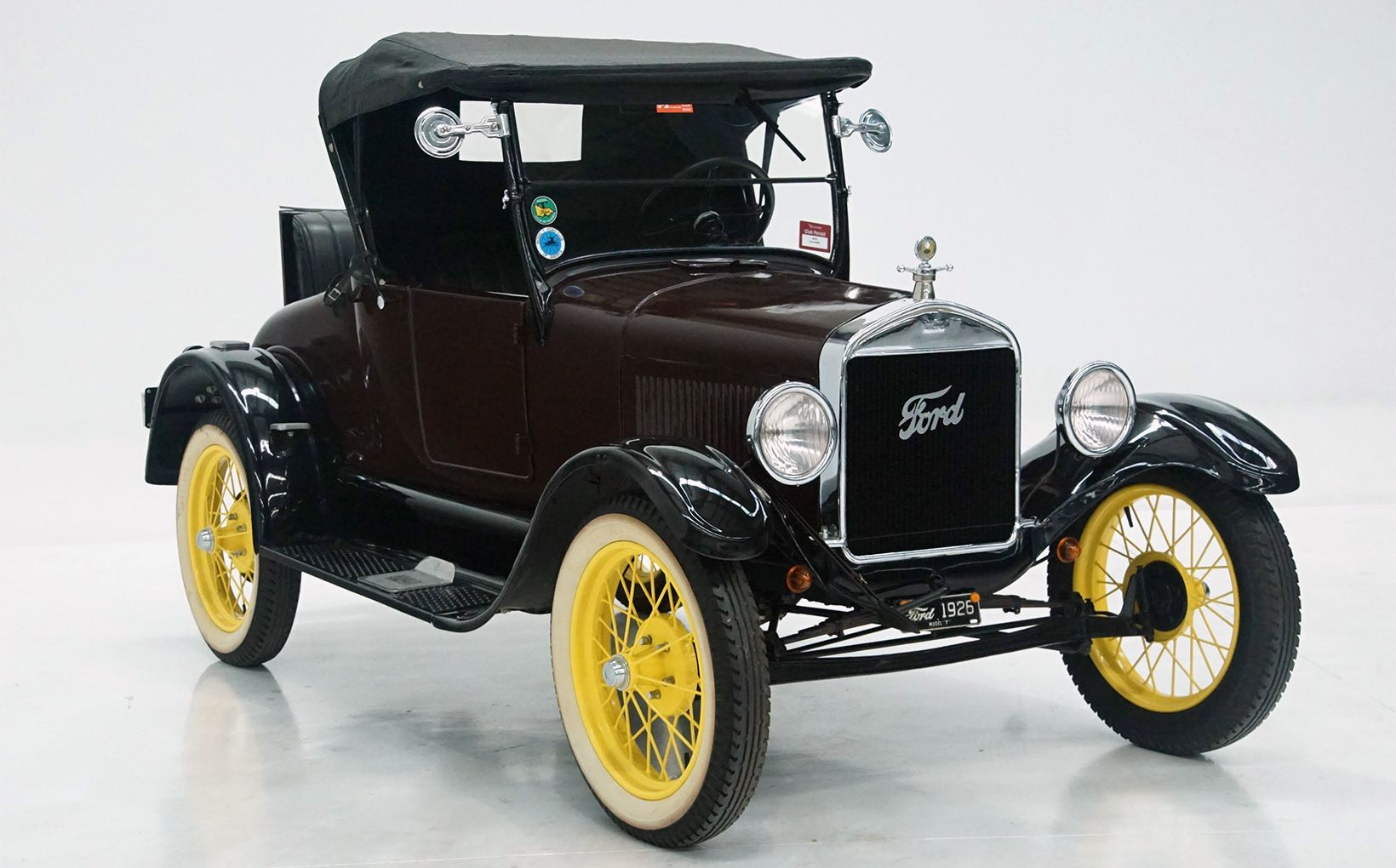 1926 Ford Model T Roadster (LHD)