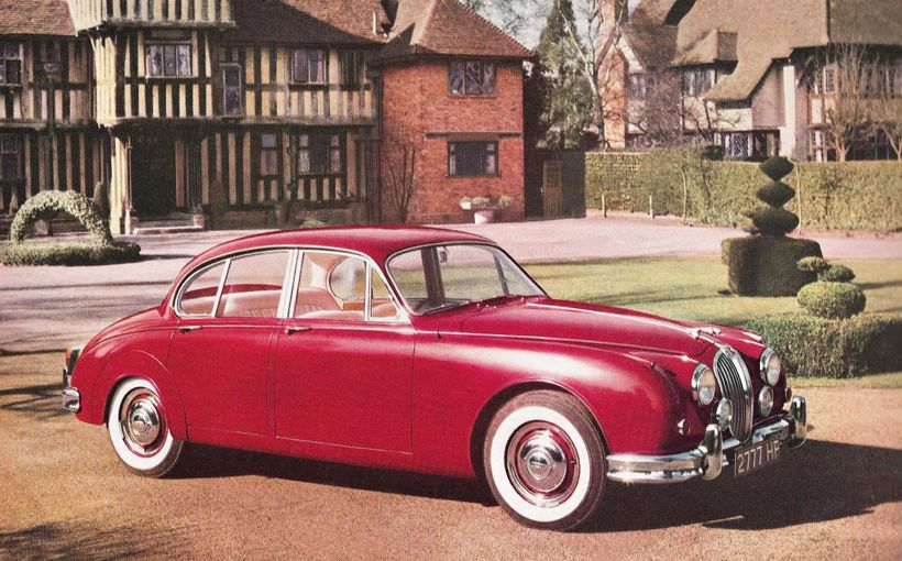 1959 69 jaguar mk 2 best sports sedan ever only sometimes striking early brochure shot highlighted jaguar at the top of its game fresh from a string of le mans wins and record mk 1 sales the juxtaposition of extra publicscrutiny Gallery