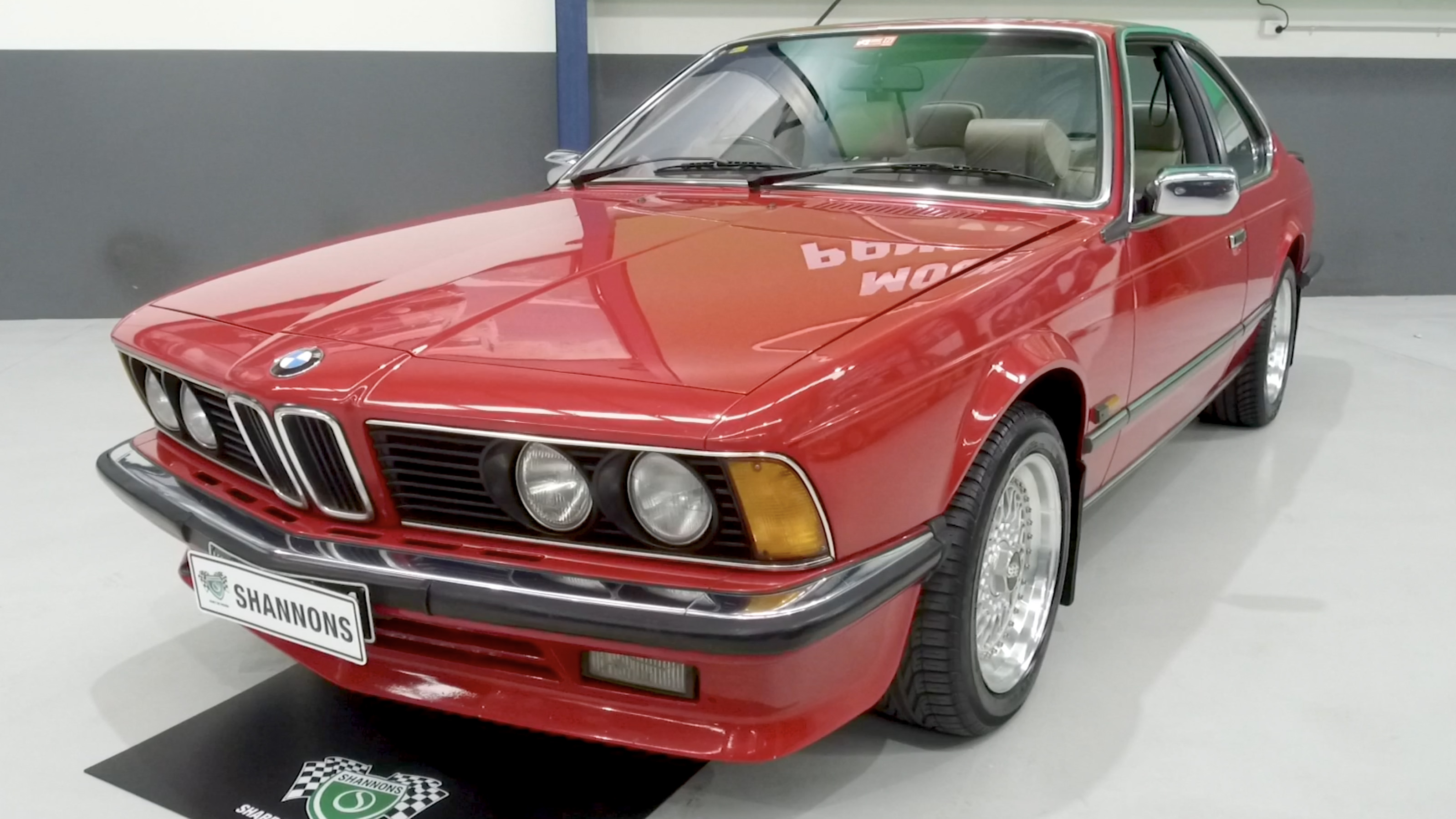1987 BMW 635CSi E24 Coupe - 2020 Shannons Spring Timed Online Auction