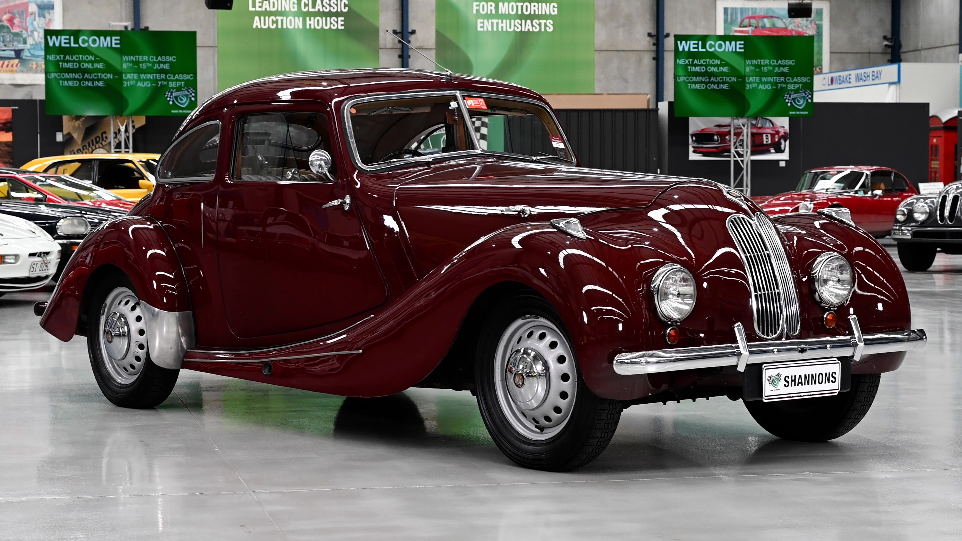 1949 Bristol 400 Saloon - 2021 Shannons Winter Timed Online Auction