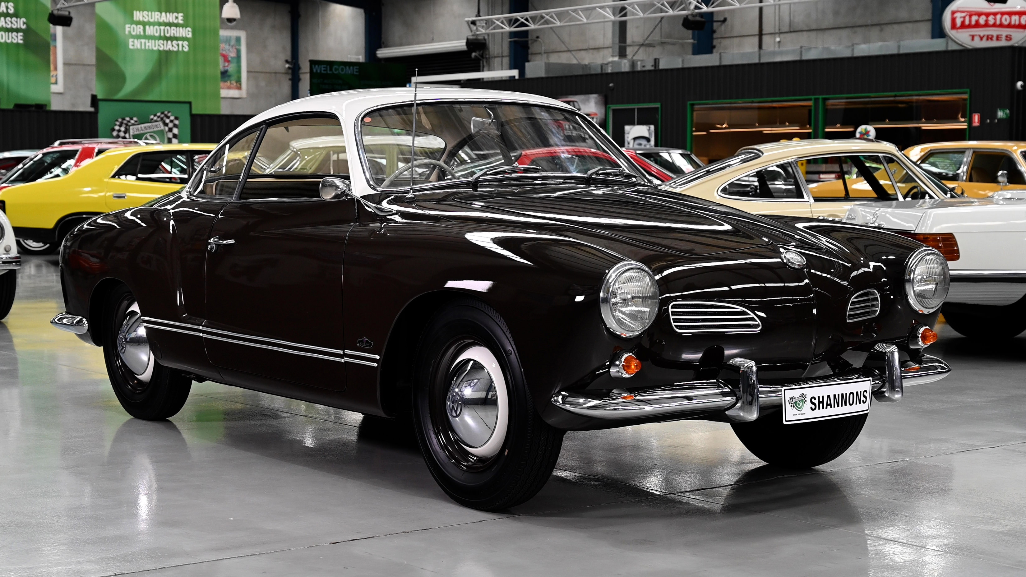 1962 Volkswagen Karmann Ghia Type 1 Coupe - 2021 Shannons Spring Timed Online Auction